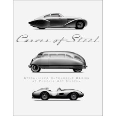 Show details of Curves of Steel: Streamlined Automobile Design (Hardcover).