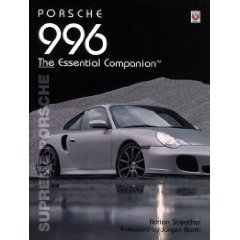Show details of Porsche 996 The Essential Companion: Supreme Porsche [ILLUSTRATED]  (Paperback).