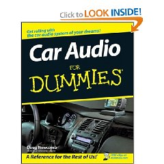 Show details of Car Audio For Dummies (For Dummies (Computer/Tech)) (Paperback).