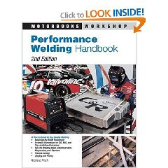 Show details of Performance Welding Handbook (Motorbooks Workshop) (Paperback).