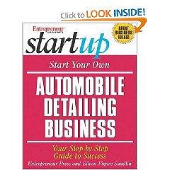 Show details of Start Your Own Automobile Detailing Business (Start Your Own . . .) [ILLUSTRATED]  (Paperback).