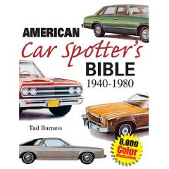 Show details of American Car Spotter's Bible 1940-1980 (Paperback).
