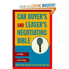 Show details of Car Buyer's and Leaser's Negotiating Bible, Third Edition (Car Buyer's & Leaser's Negotiating Bible) (Paperback).