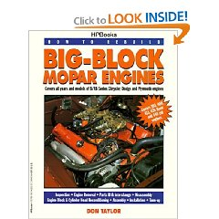 Show details of Big-block mopar engines (Paperback).