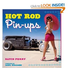 Show details of Hot Rod Pin-ups (Hardcover).