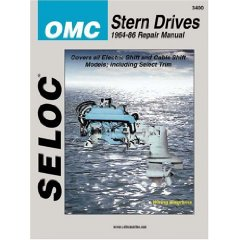 Show details of OMC Stern Drive, 1964-1986 (Seloc Marine Tune-Up and Repair Manuals) (Paperback).