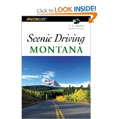 Show details of Scenic Driving Montana, 2nd (Scenic Driving Series) (Paperback).
