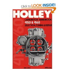 Show details of Holly Carburetor Handbook 4150 & 4160 Hp473 (Paperback).