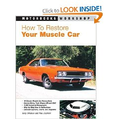 Show details of How to Restore Your Muscle Car (Motorbooks Workshop) (Paperback).