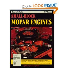 Show details of How to Rebuild Small-Block Mopar Engines (Paperback).