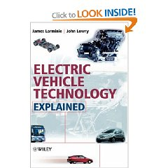 Show details of Electric Vehicle Technology Explained (Hardcover).