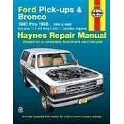 Show details of Ford Pickup & Bronco '80'96 (Haynes Manuals) (Paperback).