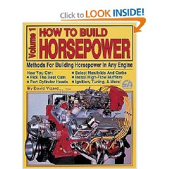 Show details of How to Build Horsepower (Paperback).