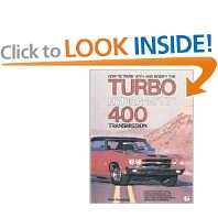Show details of How to Work with and Modify the Turbo Hydra-Matic 400 Transmission (Motorbooks Workshop) (Paperback).