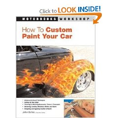 Show details of How to Custom Paint Your Car (Motorbooks Workshop) (Paperback).