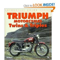 Show details of Triumph Motorcycles Twins & Triples (Enthusiast Color) (Paperback).