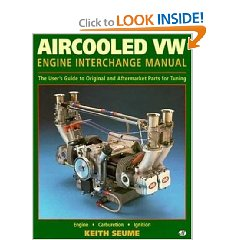 Show details of Aircooled VW Engine Interchange Manual: The User's Guide to Original and Aftermarket Parts... (Motorbooks Workshop) (Paperback).