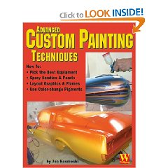 Show details of Advanced Custom Painting Techniques (Paperback).