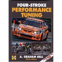 Show details of Four-Stroke Performance Tuning 3rd ed: A practical guide (Hardcover).