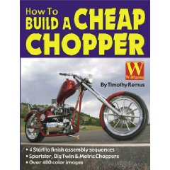 Show details of How to Build a Cheap Chopper (Paperback).