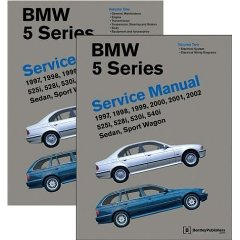 Show details of BMW 5 Series (E39) Service Manual: 1997-2002 (2 volume set) (Paperback).