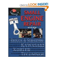 Show details of Small Engine Repair Up to 20 Hp (Paperback).
