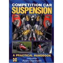 Show details of Competition Car Suspension: A practical handbook (Hardcover).