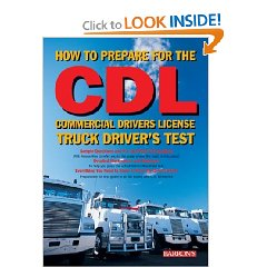 Show details of How to Prepare for the CDL: Commercial Driver's License Truck Driver's Test (Paperback).