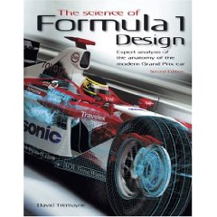 Show details of The Science of Formula 1 Design: Expert analysis of the anatomy of the modern Grand Prix car (Hardcover).