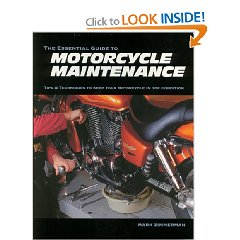 Show details of The Essential Guide to Motorcycle Maintenance (Paperback).
