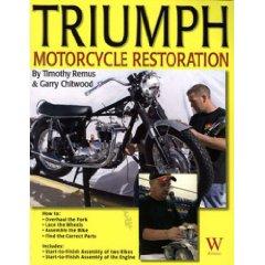Show details of Triumph Motorcycle Restoration (Paperback).