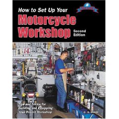 Show details of How to Set up Your Motorcycle Workshop (Tech Series) (Paperback).