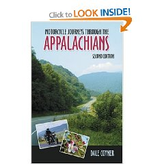Show details of Motorcycle Journeys Through The Appalachians - 2nd Edition (Motorcycle Journeys) (Paperback).