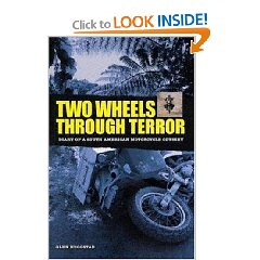 Show details of Two Wheels Through Terror: Diary of a South American Motorcycle Odyssey (Hardcover).