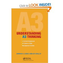 Show details of Understanding A3 Thinking: A Critical Component of Toyota's PDCA Management System (Hardcover).