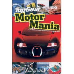 Show details of Top Gear Motor Mania: A Truckload of Trivia to Drive You Round the Bend (Top Gear:) (Hardcover).