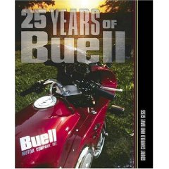 Show details of 25 Years of Buell (Hardcover).