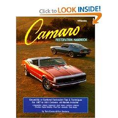 Show details of Camaro Restoration Handbook  HPBooks 758 (Paperback).