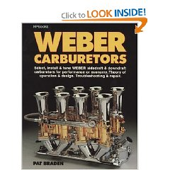 Show details of Weber Carburetors (HP Books 774) (Paperback).