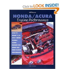 Show details of Honda/Acura Engine Performance (Paperback).