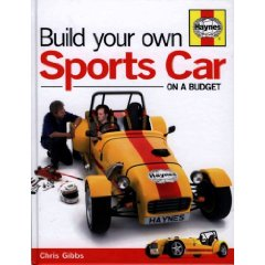 Show details of Build Your Own Sports Car: On a Budget [ILLUSTRATED]  (Hardcover).