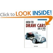 Show details of How to Draw Cars Like a Pro, 2nd Edition (Motorbooks Studio) (Paperback).