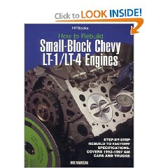 Show details of How to Rebuild Small-Block Chevy Lt1/Lt4 Engines Hp1393 (Paperback).
