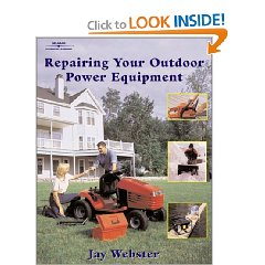Show details of Repairing Your Outdoor Power Equipment (Trade) (Paperback).