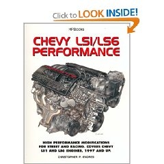 Show details of Chevy LS1/LS6 Performance: High Performance Modifications for Street and Racing (Paperback).