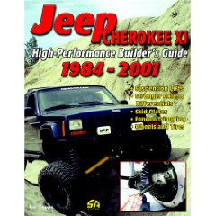 Show details of High-Performance Jeep Cherokee XJ Builder's Guide 1984-2001 (S-A Design) (Paperback).