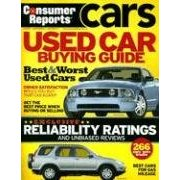 Show details of Consumer Reports: Used Car Buying Guide Best & Worst Used Cars (Paperback).