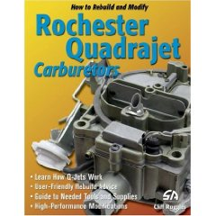 Show details of How to Rebuild and Modify Rochester Quadrajet Carburetors (S-a Design) (Paperback).