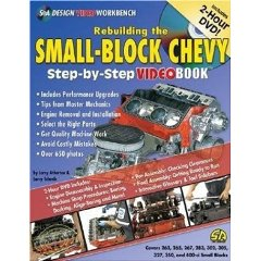 Show details of How to Rebuild the Small-Block Chevrolet: Step-by-Step Videobook (S-A Design Video Workbench) (Paperback).