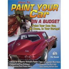 Show details of How to Paint Your Car on a Budget (Cartech) (Paperback).